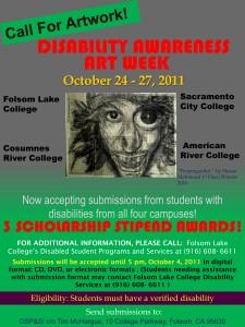 Art show, Sac City College