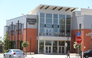 Sac City College Davis Outreach Center in Davis, CA. Photo by Crystal Lee for the Davis Enterprise.