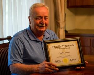 Charles Moore, Jr. Photo by Jennifer Trinkle.